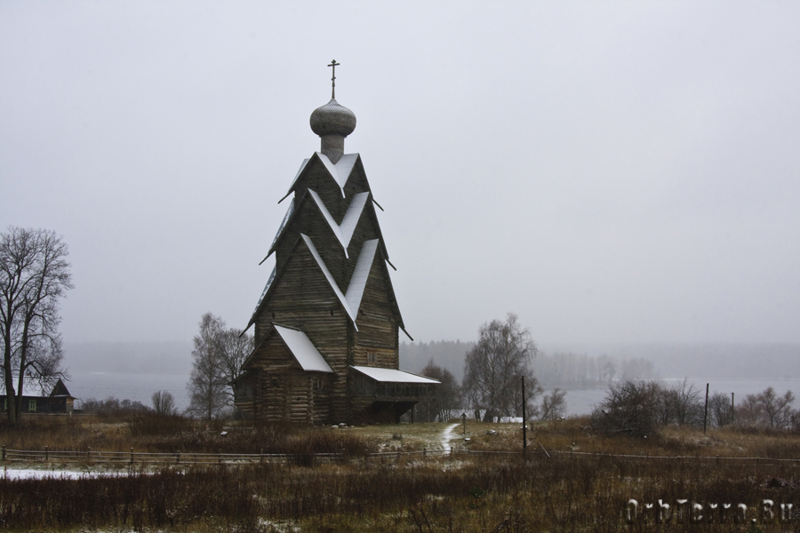 Церковь Рождества Иоанна Предтечи 1694 г.