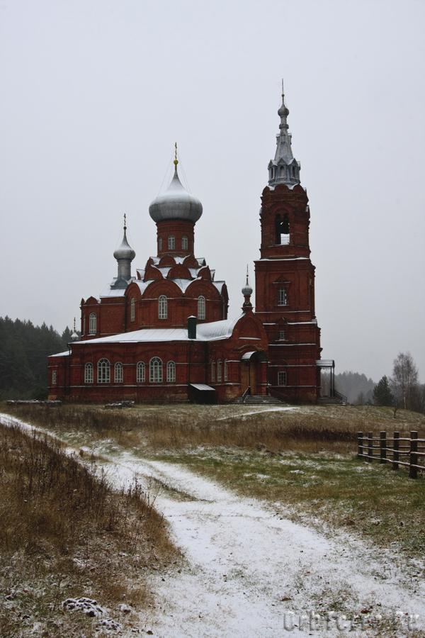 Церковь Рождества Иоанна Предтечи 1911 г.