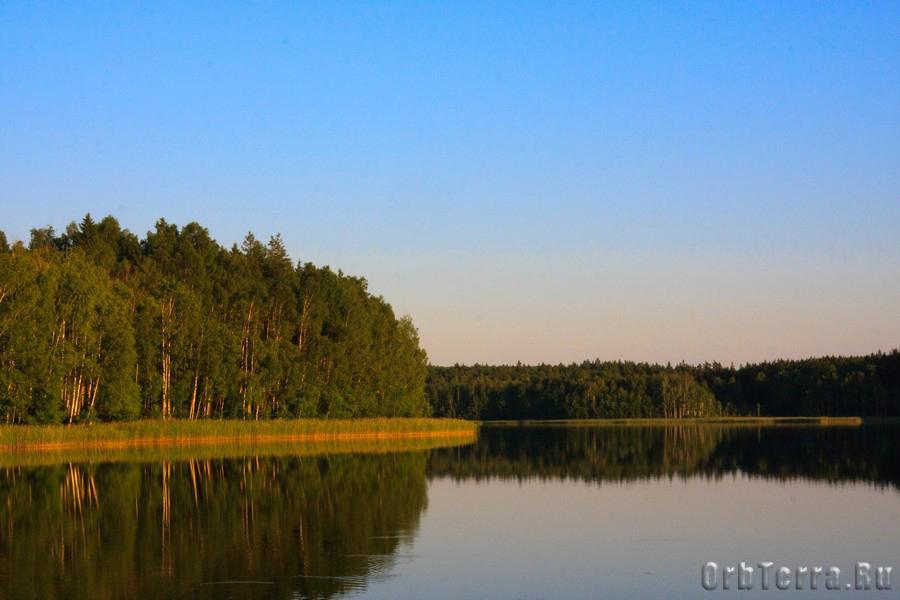 Озеро Глубля