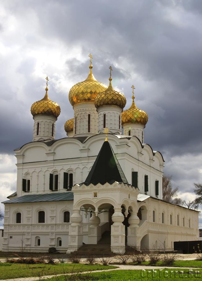 Троицкий собор Ипатьевского монастыря. 1650–1652 г.