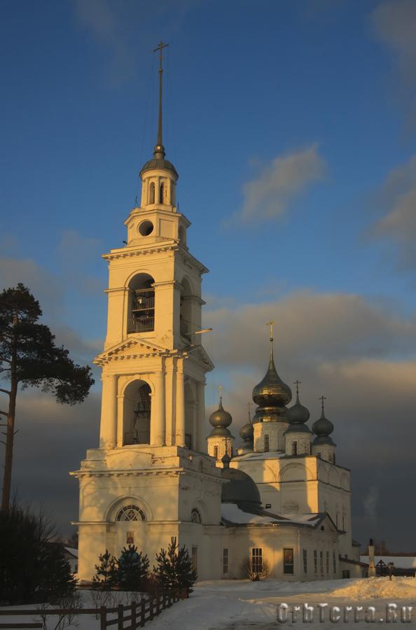 Свято – Николо – Тихонов мужской монастырь