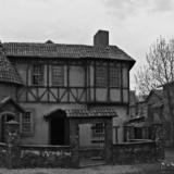 Дом в городе призраке.