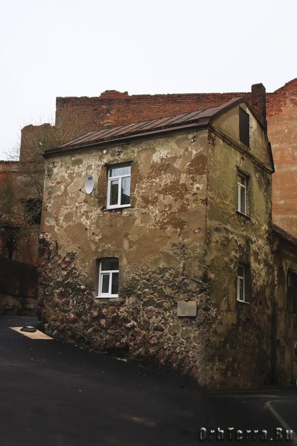 Жилой дом 1583 года постройки.