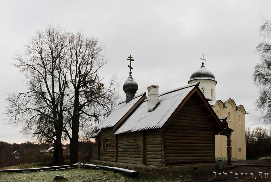 Церковь священномученика Дмитрия Солунского.