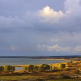 Вид с Александровой горы.