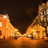 Большая Покровская улица.