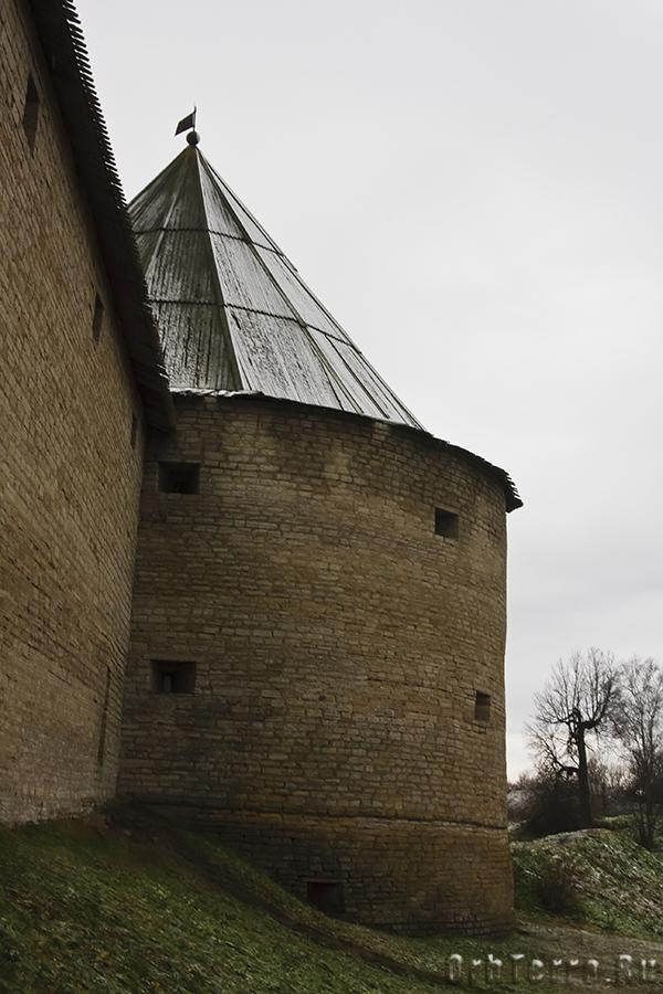 Клементовская башня.