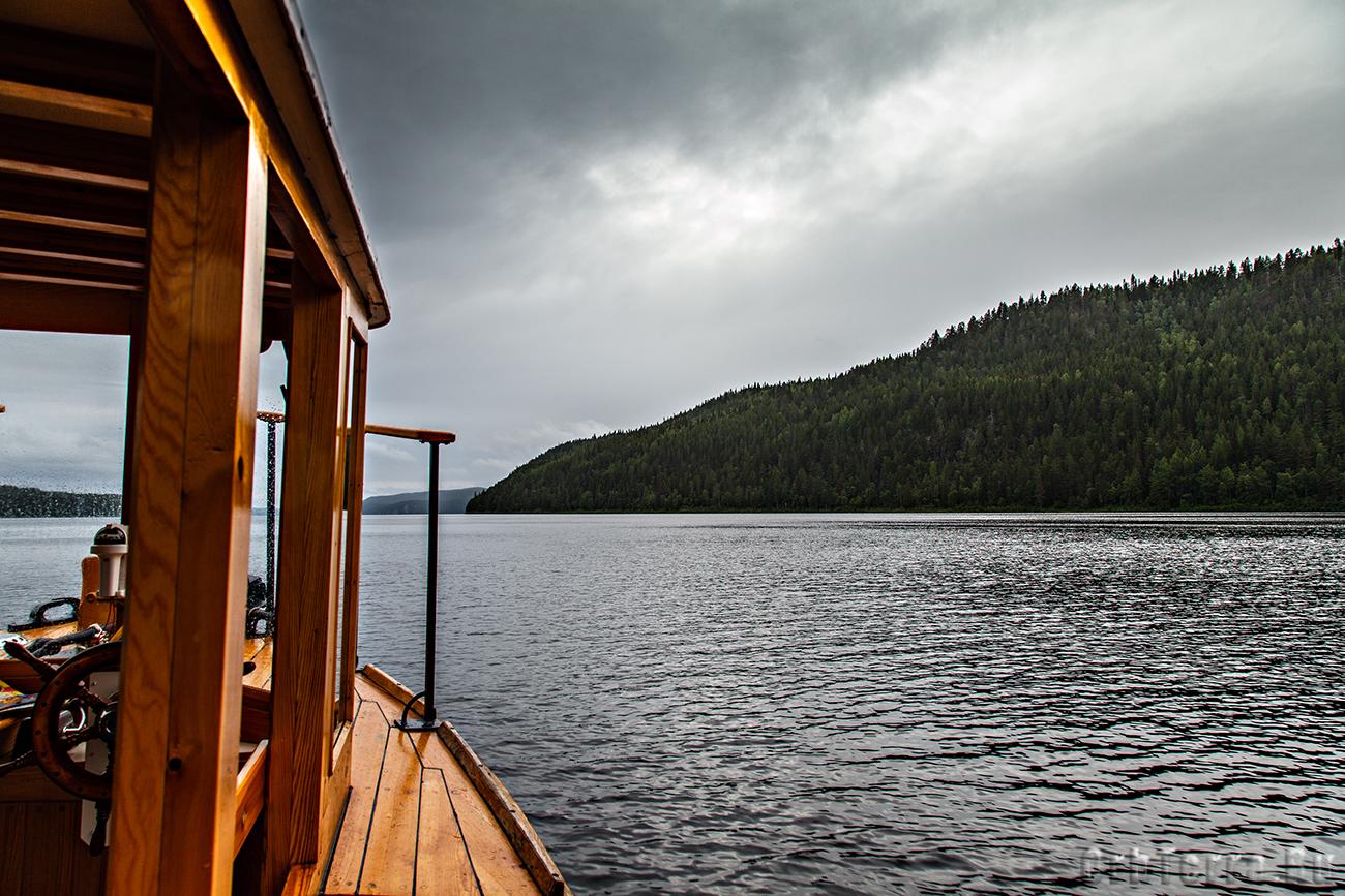 Озеро Паанаярви.