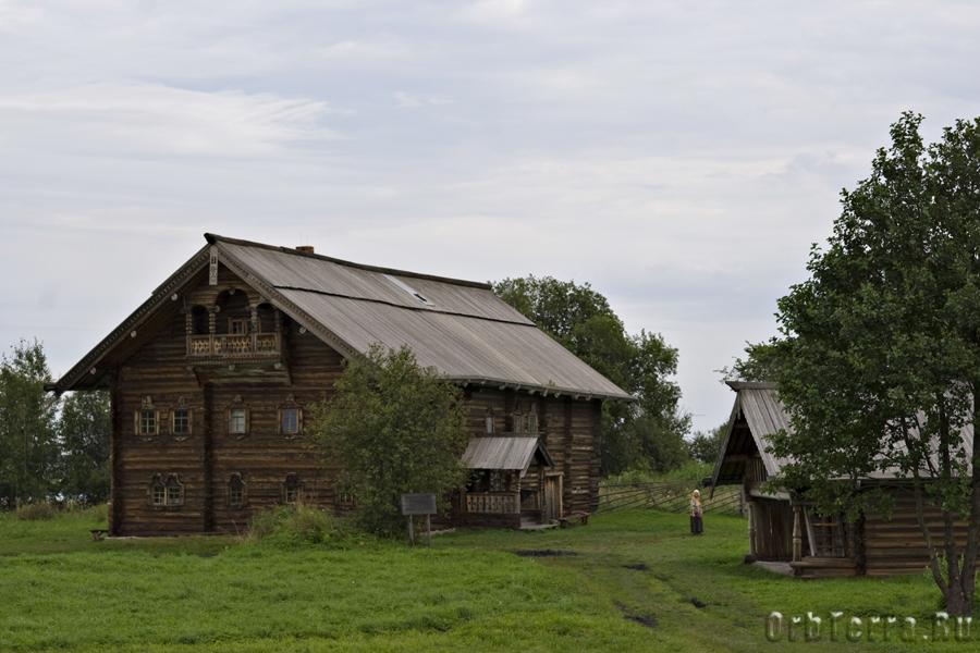 Дом Яковлева Максима Яковлевича 1880 г.