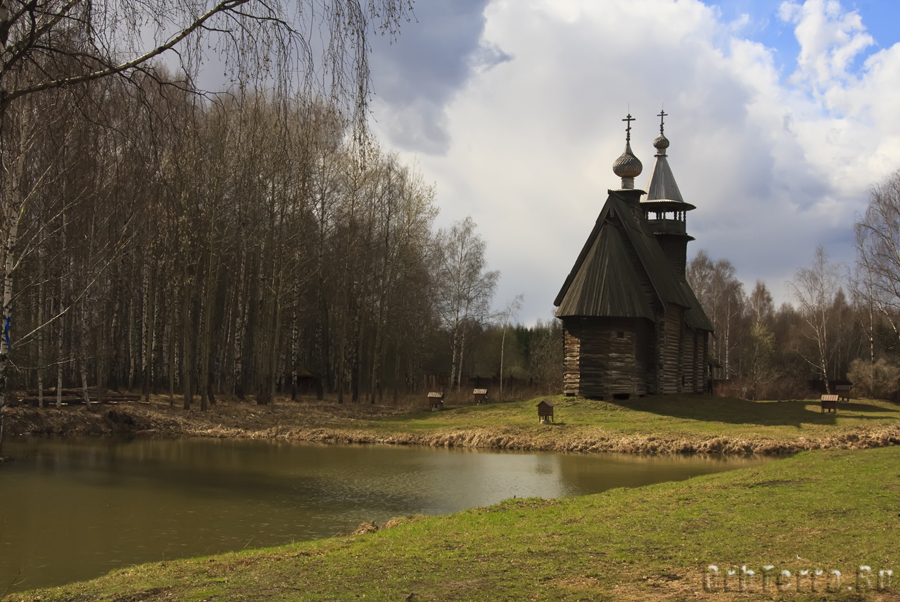 Церковь Всемилостевого Спаса 1712г.