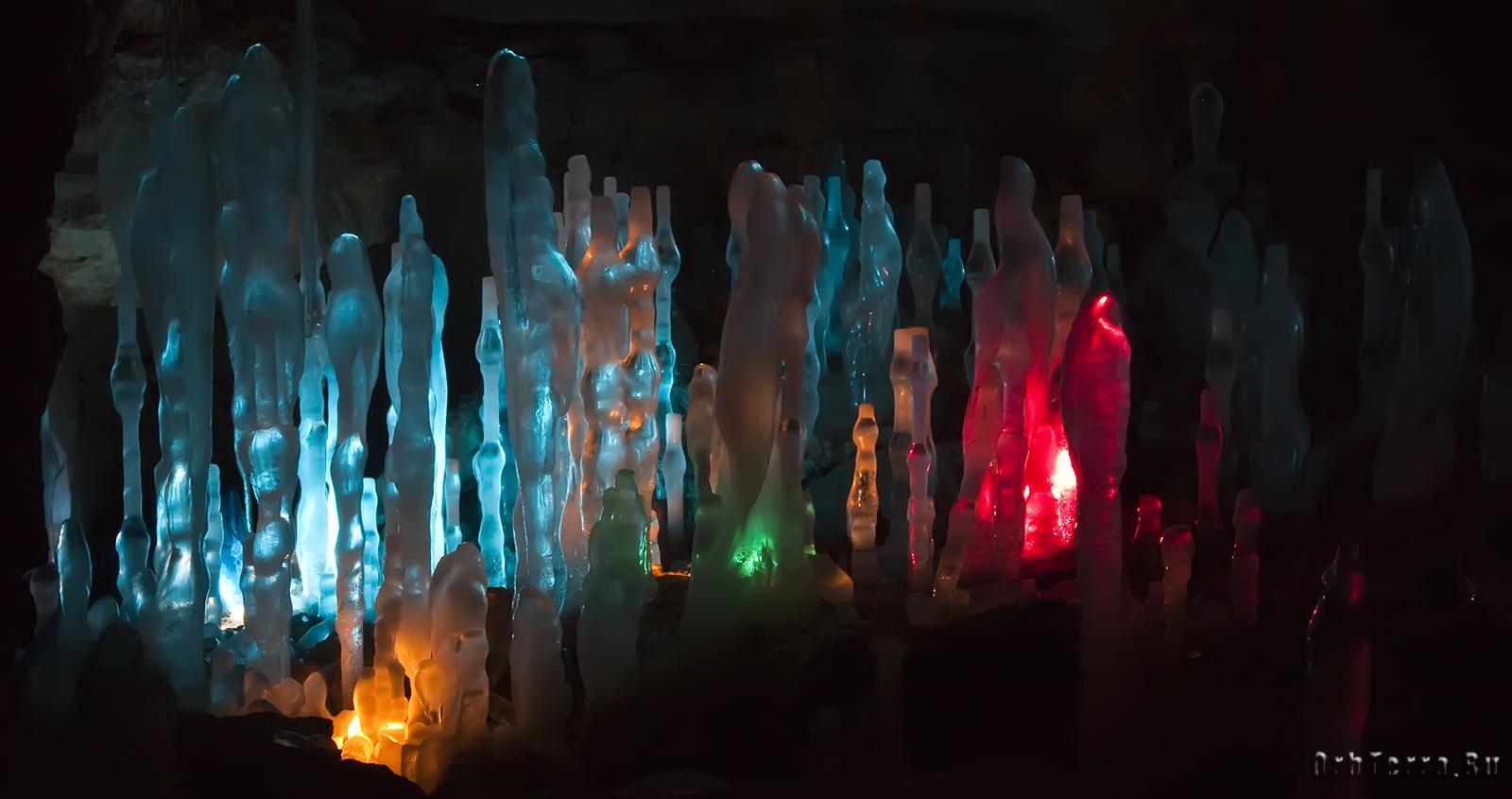 """Пещера """"Ледяная"""""""