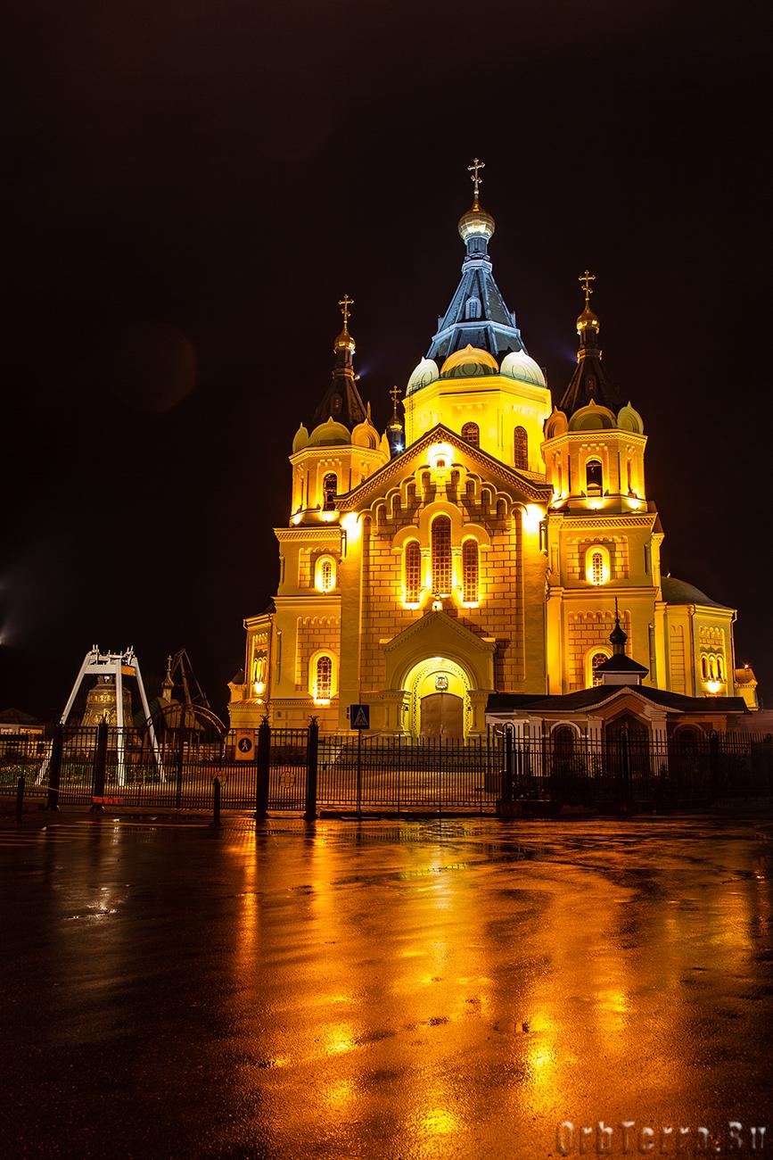 Собор Александра Невского. 1868-1881 г.