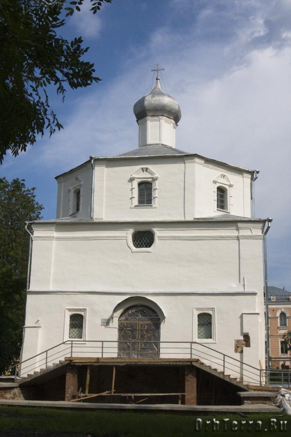 Церковь Георгия на Торгу XIV-XVIII в.в.