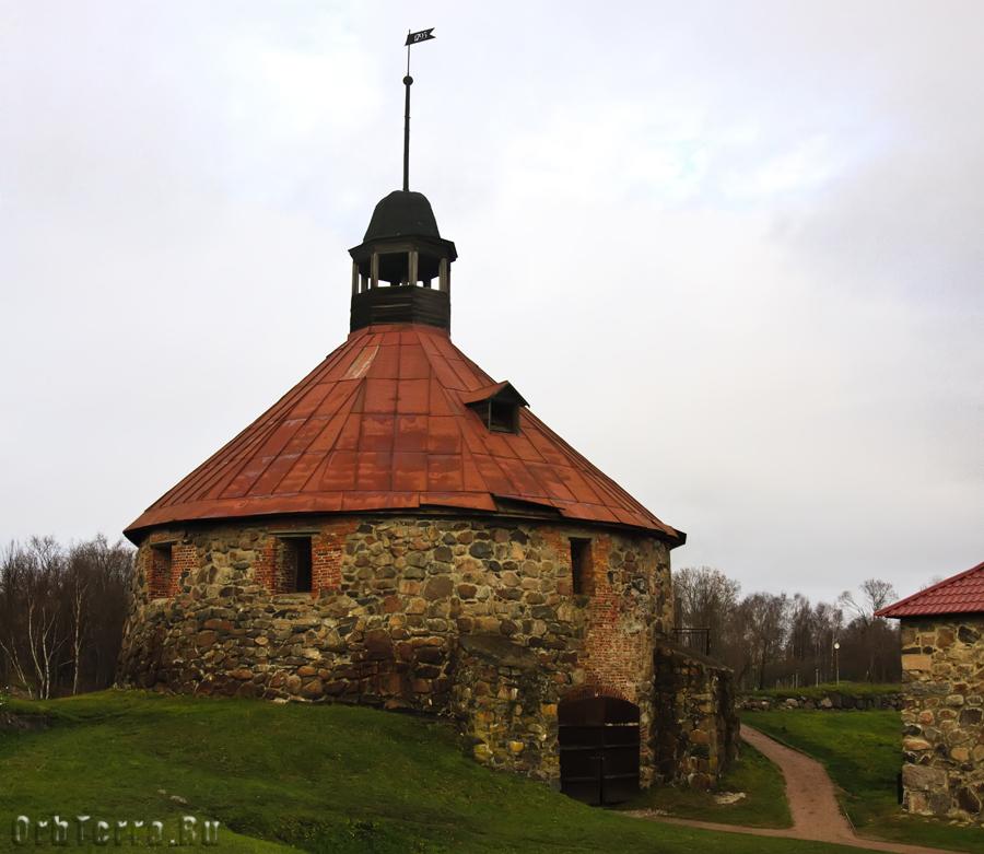 Башня Ларса Торстенссона.