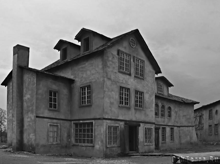 Купеческий дом.