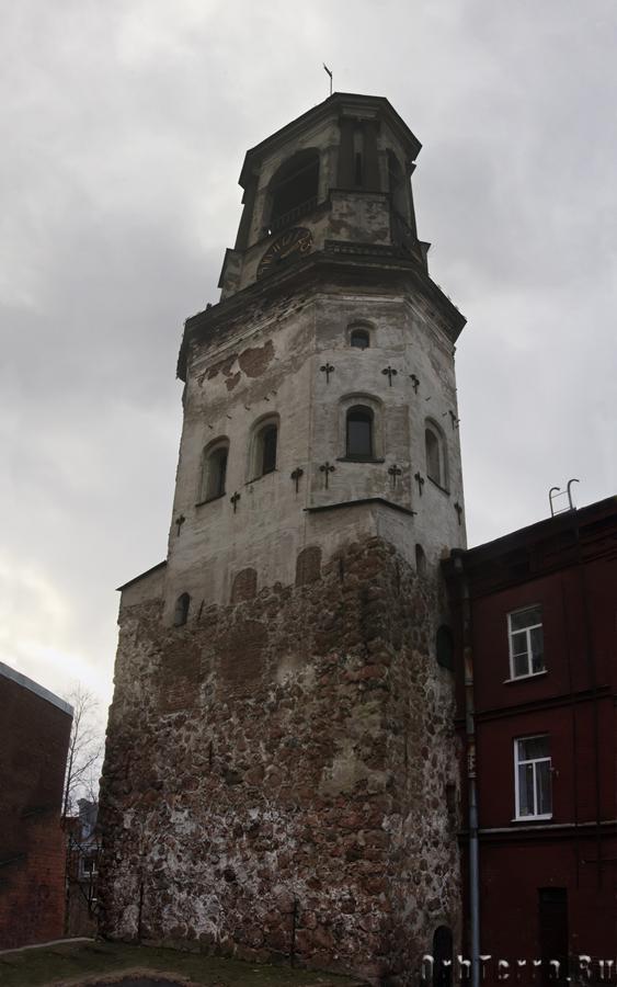 Часовая башня.