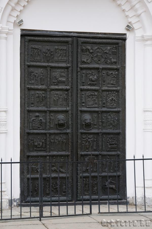 Магдебургские врата.