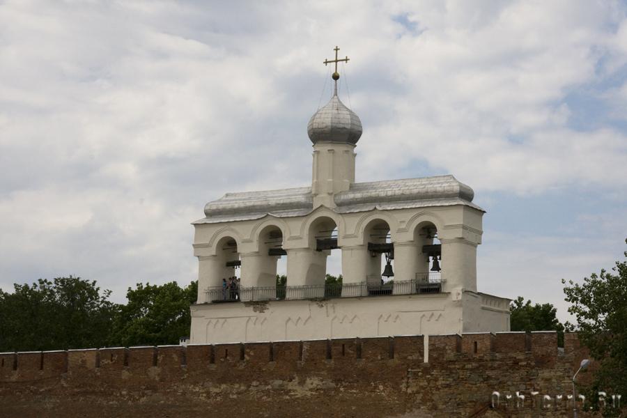 Звонница Святой Софии 1439 г.