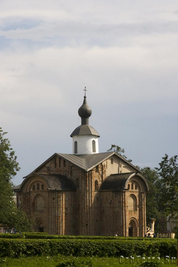 Церковь Параскевы Пятницы на Торгу 1207 г.