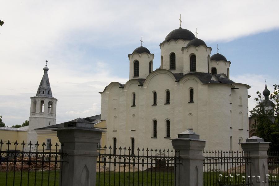 Никольский собор 1113 – 1136 гг.