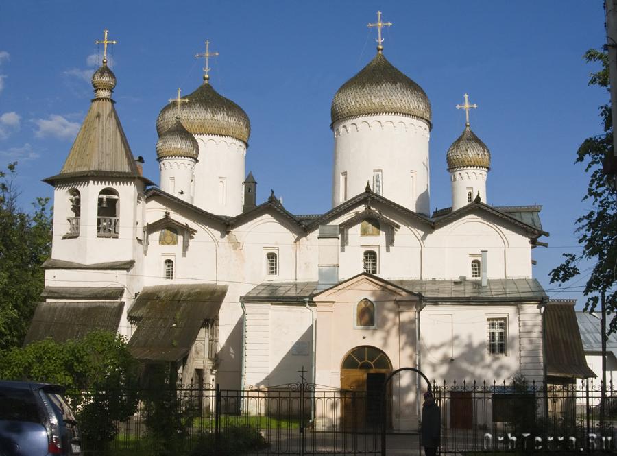 Церковь Николая Чудотворца 1383-1384 г.г.