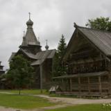 Изба М. Д. Евдокимовой из деревни Рышево.