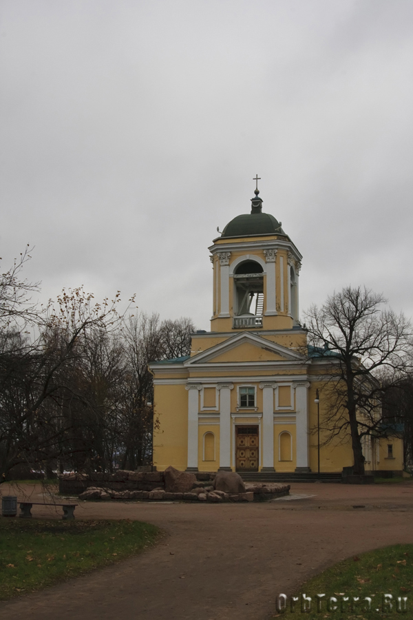 Собор Петра и Павла 1793-1799 г.г.