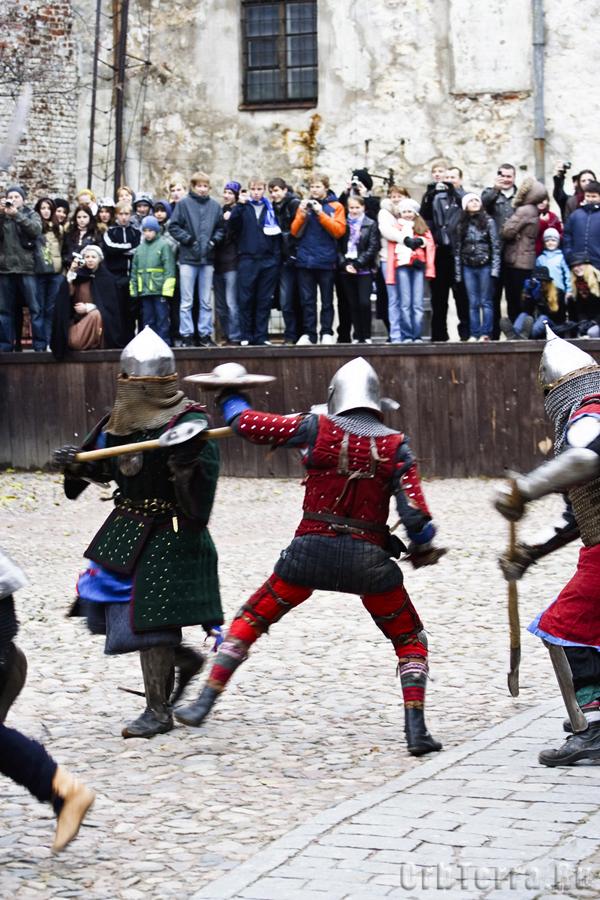 Турнир в Выборгском замке