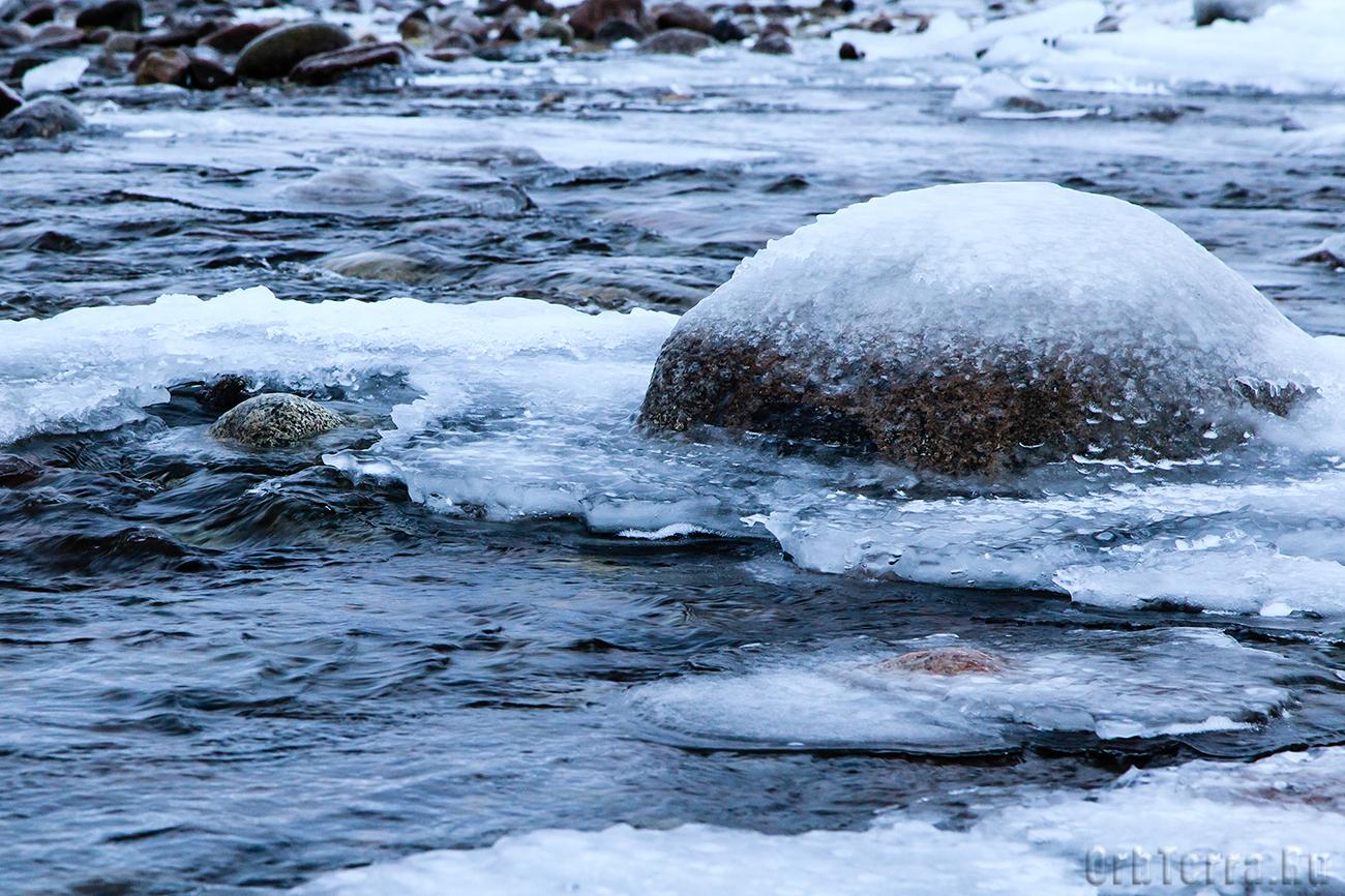 Устье реки Орловки.