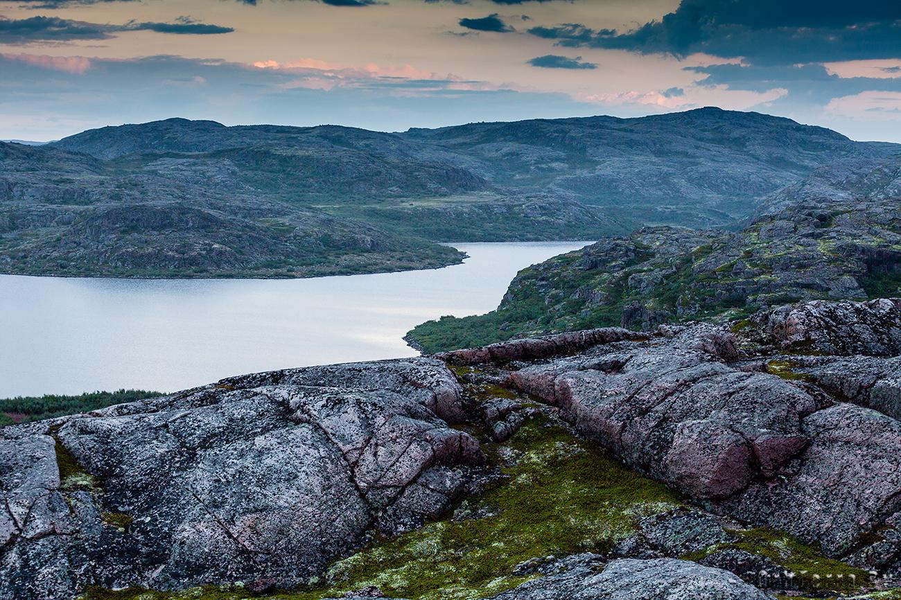 Озеро Секретарское.