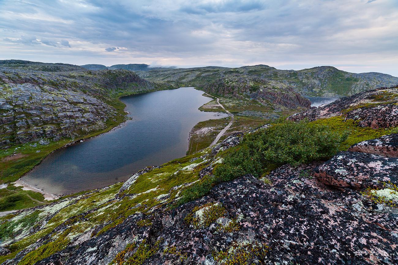 Озеро Батарейное.