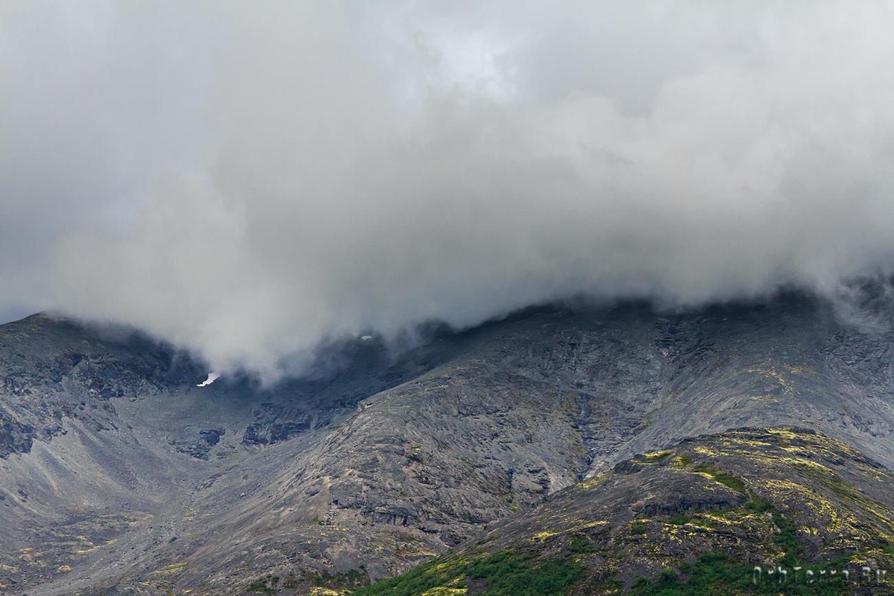 Перевал Северный Чорргар.