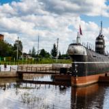 """Музей """"Подводная лодка Б-440""""."""