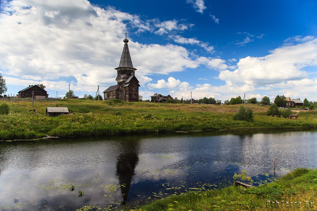Церковь Ильи Пророка (1692-1702 г.г.).