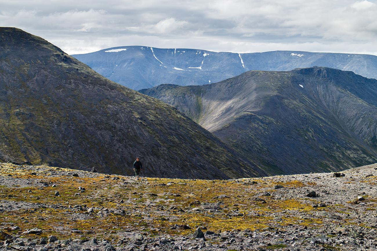 Перевал Южный Рисчорр.