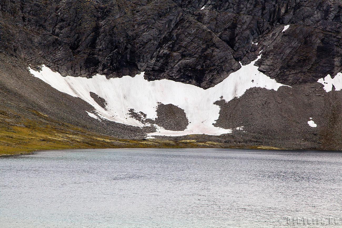 Озеро Академическое.